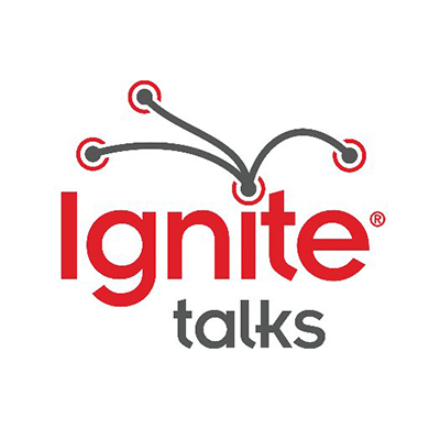 Ignite Talks logo